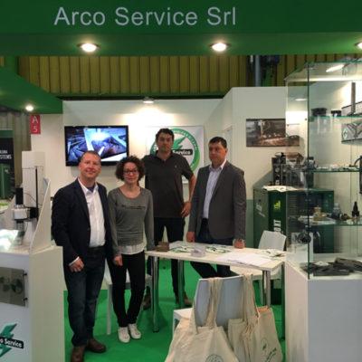 Arco Service staff