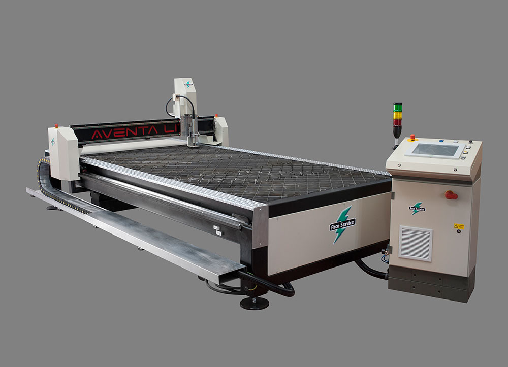 Aventa Lite - Macchina taglio plasma