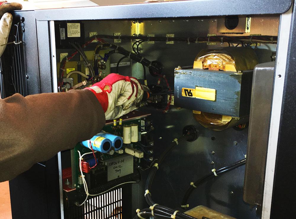 Assistenza Generatori Plasma